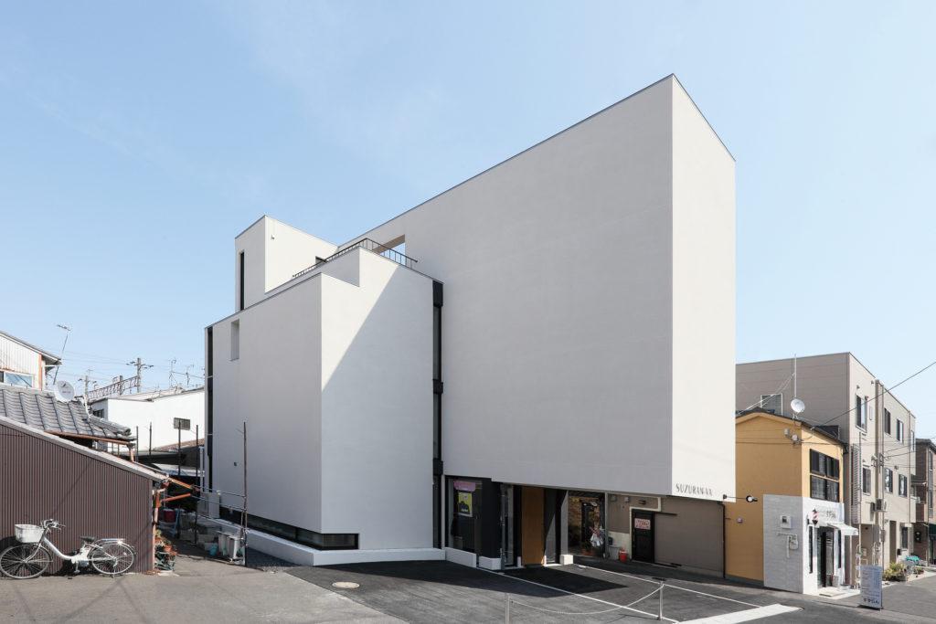 H様 店舗兼住宅新築工事